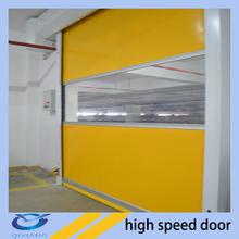 Brand New Factory Supplies Commercial Vertical Roller Shutter Sliding Door