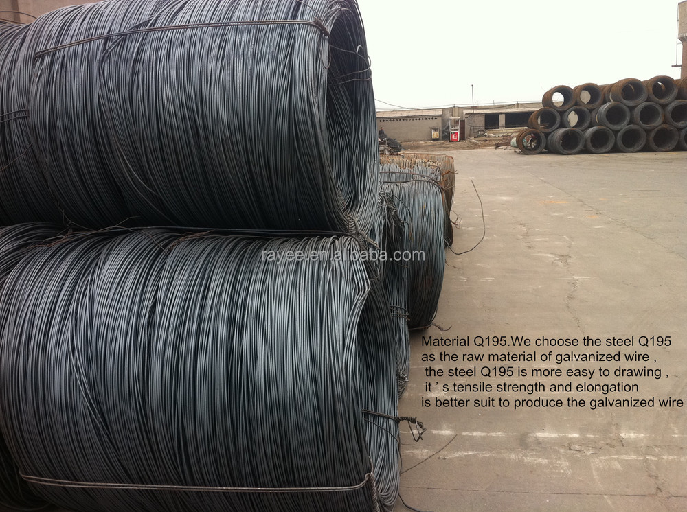 Low and High Carbon Steel Wire/wire steel, steel wire for fencing/mesh, electro/inmersion en caliente de alambre galvanizado