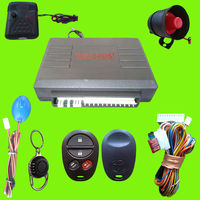High quality SACA car alarm OCTOPUS from manufacturer