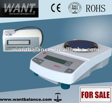 1000g 0.01g precision electronic balance with 130mm pan