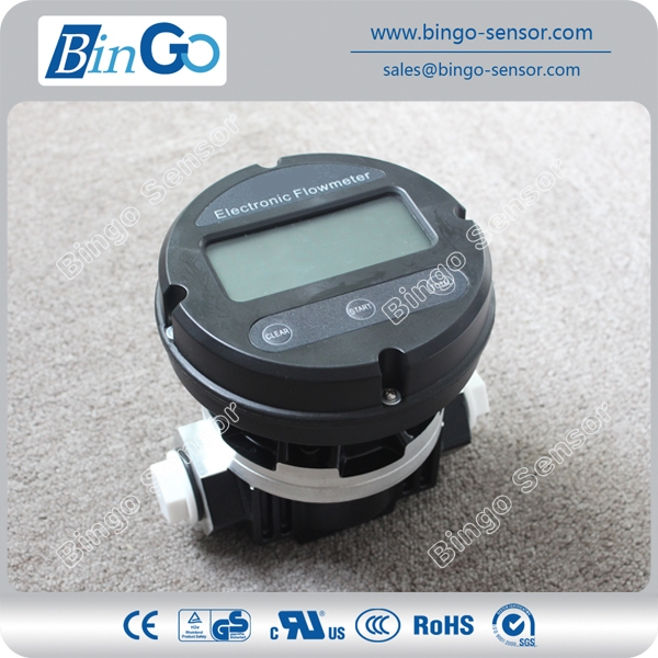 OGM fuel diesel oval gear flow meter