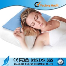 Gel ice cooling pillow mat cold mattress on pillow