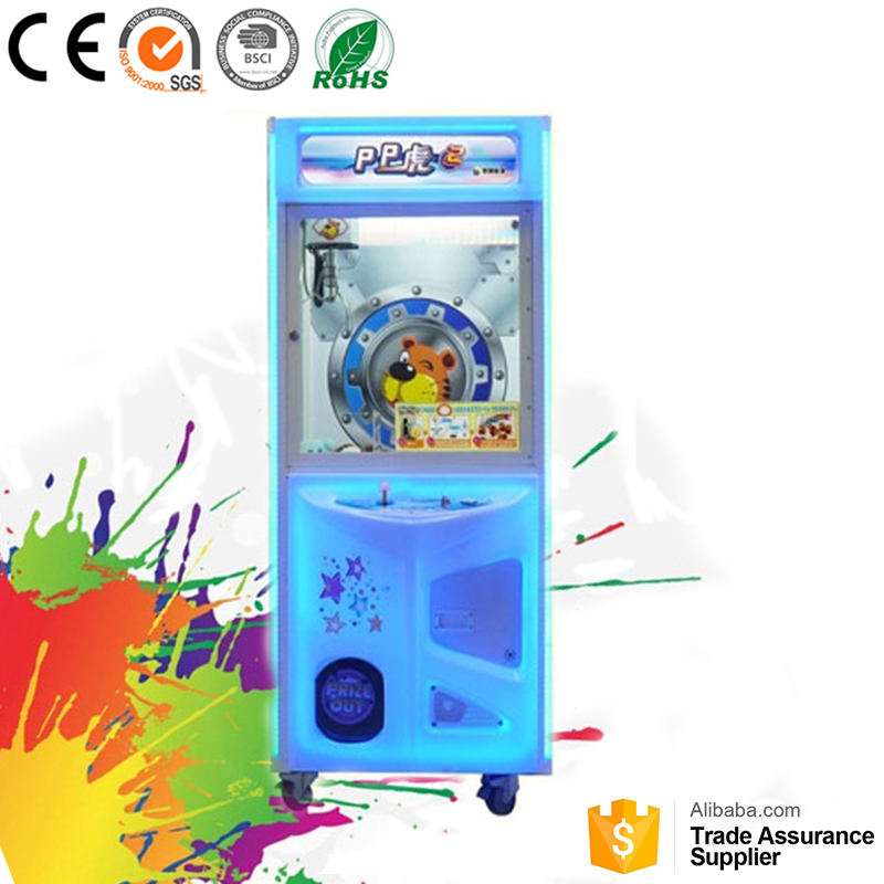 Chinese manufacturer lego claw machine arcade game