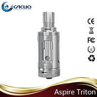 Aspire Sub Ohm Tank Aspire Triton 3.5ML Top Fill atomizer, Aspire Triton tank VS subtank Mini bell cap