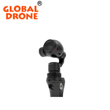 HOT SALE! GLOBAL DRONE DJI Osmo 3-Axle Gimbal stabilizer steadicam gopro gimbal for smart phone