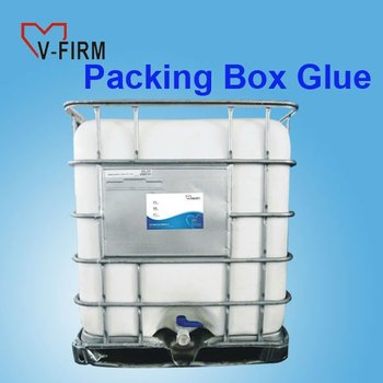 Good Glue Factory - Manufacture Glue to Bond Paper Packing Box