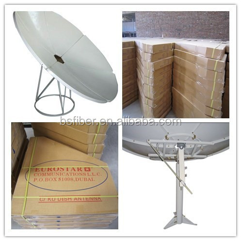 C band satellite dish antenna/offset antenna dish