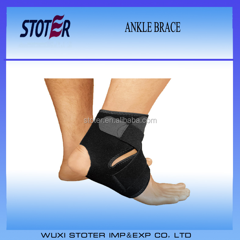 Hot sale high quality sports safety foot guard ankle brace support