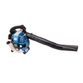 High quality CE 4 Stroke red 75.6cc Gas Leaf Blower