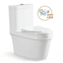 western style ceramic siphonic one piece toilet