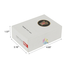 white rigid cardboard two piece gift boxes