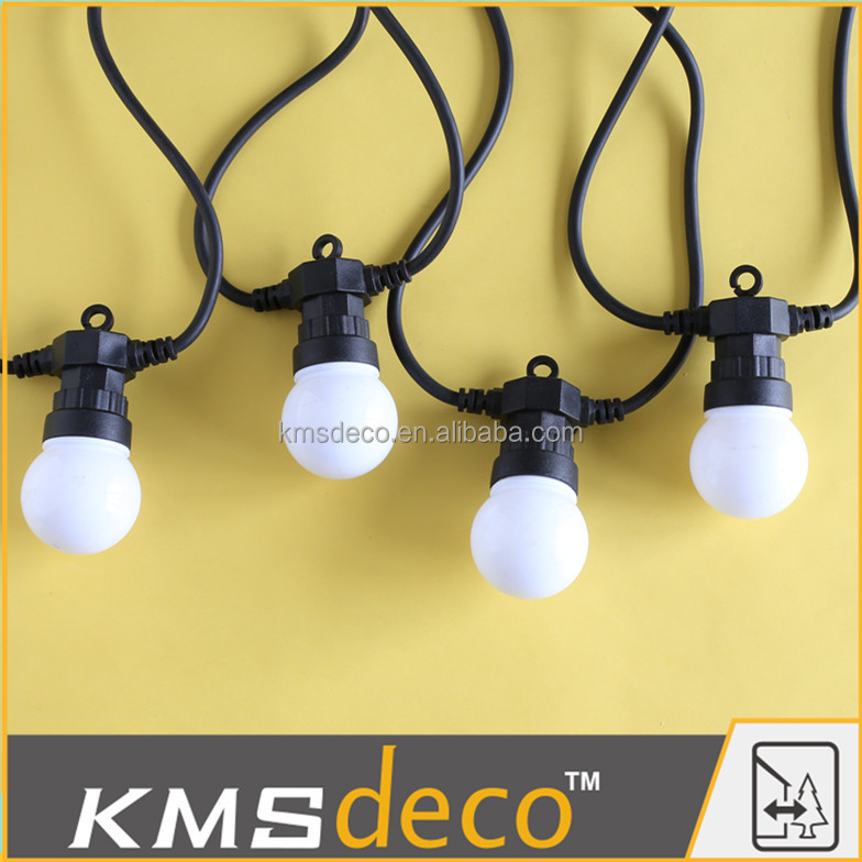 list of globe string lights
