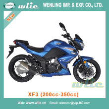 Factory price fuel motorbike dirt bike four stroke CHEAP street racing motorcycle XF3 (200cc, 250cc, 350cc)