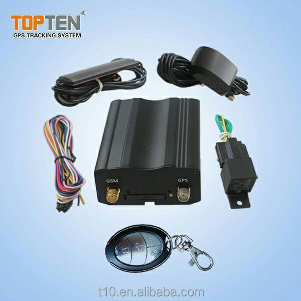 satellite antenna vehicle gps tracker for car and motorcycle