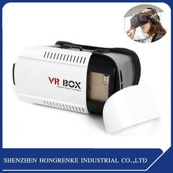 Factory Direct Price Recycled 3D Google Cardboard Vr Box Glasses