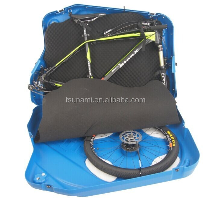 hard plastic bicycle travel bag waterproof bike case for bmw box