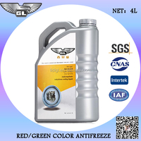 Car engine coolant additives and radiator coolant