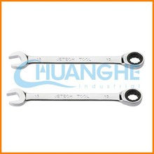 China supplier ratchet wrench double head