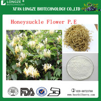 honeysuckle flower extract powder /flos lonicerae japonicae extract with 5% chlorogenic acid