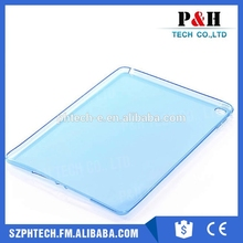 For apple new ipad 3 TPU back cover compatible with smart cover