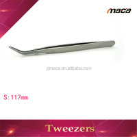 TW1210 fast delivery scissor handle easy clean machine for hairs tweezers