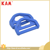 High quality plastic durable safety reflective belt buckle
