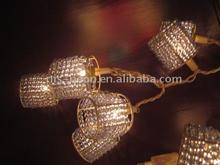 Ornament Lighting Chain/led curtain light/led light chain