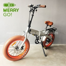 new speed big power fat tire electric bicycle/snow e-bike/fat ebike 2017