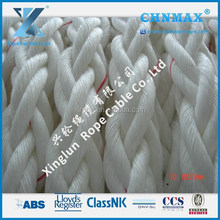 8 strand Dan Line Super Polypropylene Rope for ship