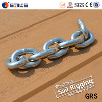 G80 316 Stainless Steel Link Lifting