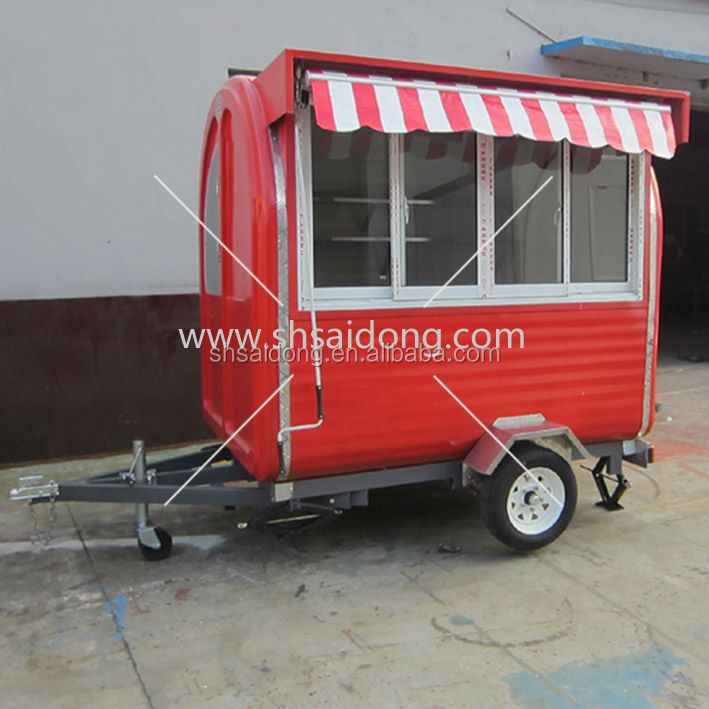 Street Food Vending Cart For Sale Specialized Vehicles ...