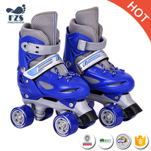 hot sale double row ladies quad roller shoes skating
