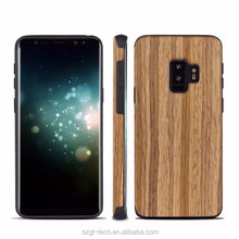 2018 latest phone covers for samsung s9 wood case,hot wooden case for samsung s9 s9 plus,new arrival phone case for samsung s9