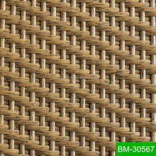SGS tested natural flat peel plastic wicker material for rattan furntire