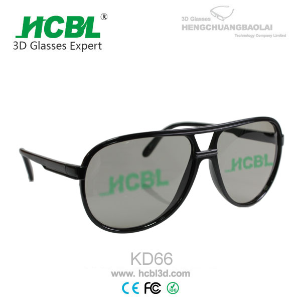 Disposable low price plastic 3d glasses bulk glasses