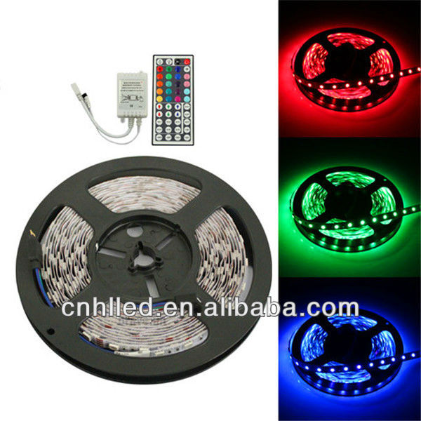 New Products LED 5630 Strip with Remote Control & LED Tape on Back