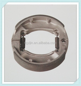 CD70 High Quality Motorcycle Brake Shoe factory in China,BRAKE SHOES