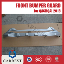 High Quality PP Car Front Bumper Guard for Nissan Qashqai 2015