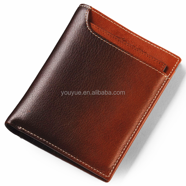 Vintage Business Name Card Holder Bifold Wallet Driving License Card Holder