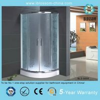 Glass moulded shower cubicles price in dubai