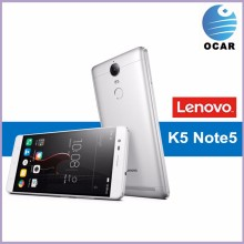Original Lenovo K5 Note K52e78 MTK Helio P10 Octa Core 3GB RAM 32GB ROM 5.5 inch 1920*1080 Camera 13.0MP