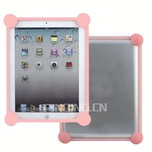 Anti falling Silicone bumper Case design for Samsung Galaxy Tab 3 P5200 10.1 inch Tablet Protector