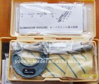 mitutoyo model outside micrometer