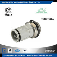 Sender Unit coolant temperature for AUDI 053919501A water temperature sensor
