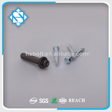 Made In China Din 933 Carbon Steel Grade 8.8 Zinc Plated High Tensile Hex head bolt