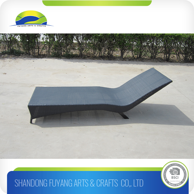 popular outdoor white chaise lounge