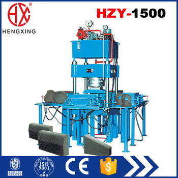 HZY-1500 Hydraulic Pressure paving brick moulding machine