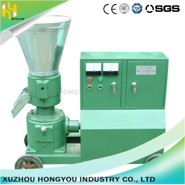 High quality biomass pellet machine/wood pellet making machine price for wood burning stove