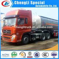 35.5m3 DongFeng 8x4 LPG Gas Tank Truck 35000L for sale