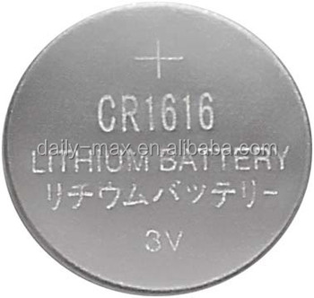 CR1616 3V Button Cell/Coin Lithium Battery